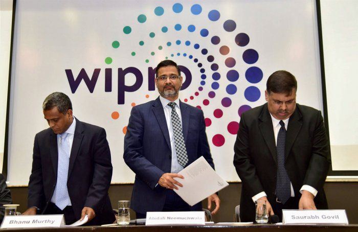 Wipro Q1 net up 1.2%; announces Rs 11,000-cr share buyback