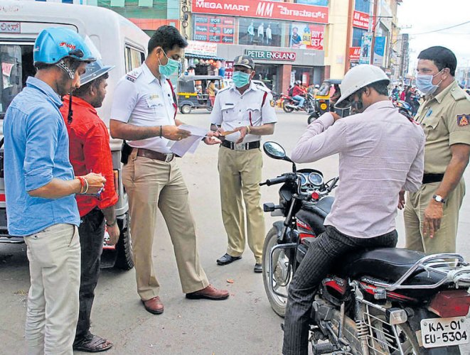 Drunken driving: 22,000 cases booked in Hassan in six months