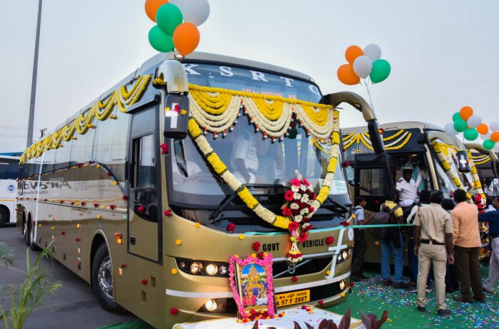 Transfer of 4,000 bus drivers from Jan 17