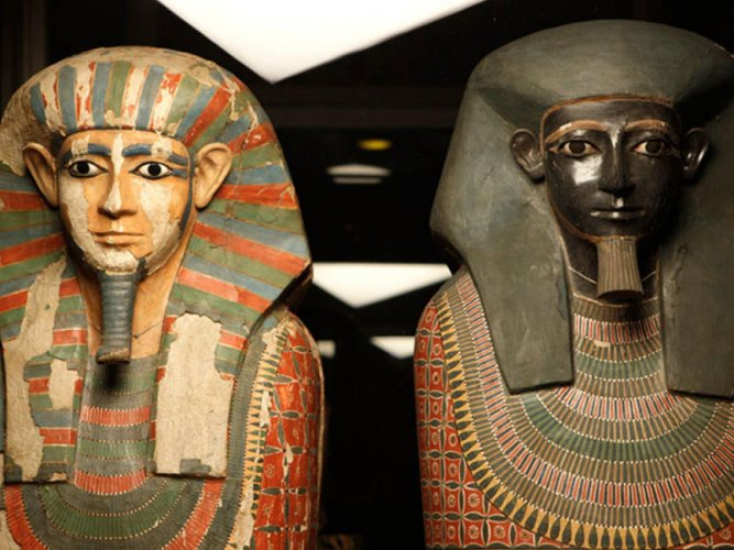 Mystery behind two 4,000-year-old Egyptian mummies solved
