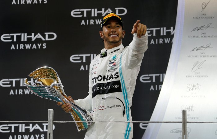 If that cannot be rescheduled, then an unprecedented 22-race championship will be reduced to 21. (Credit: Reuters Photo)