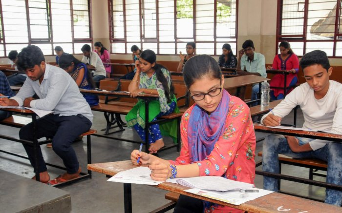 Over 1.10 lakh students from Tamil Nadu applied for NEET and more than 6,000 students were allotted centres outside the state, causing severe inconvenience to them. Representational image