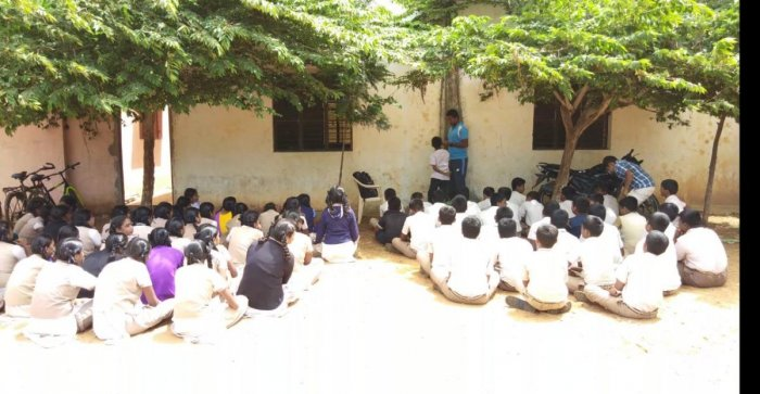 While the state government has identified 2,007 schools without toilets, the figure is much lower compared with records maintained by the Ministry of Human Resource Development (MHRD). The records show that Karnataka has over 6,000 schools without separate toilets for boys and girls.