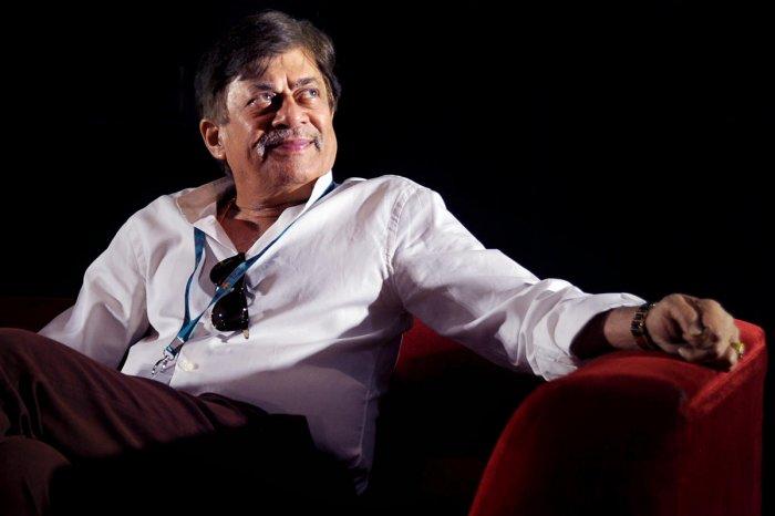 Anant Nag. (DH Photo: Pushkar V)