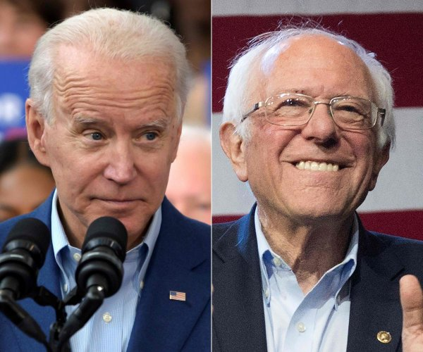 The showdown between front-runner Biden and his last viable rival in Sanders, originally scheduled for Phoenix, will take place in a Washington, D.C., studio with no audience, a move made to limit possible exposure to the virus - a sign of how deeply the campaign routine has been reshaped by the global pandemic. AFP