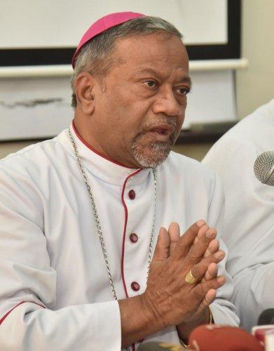 Archbishop Peter Machado