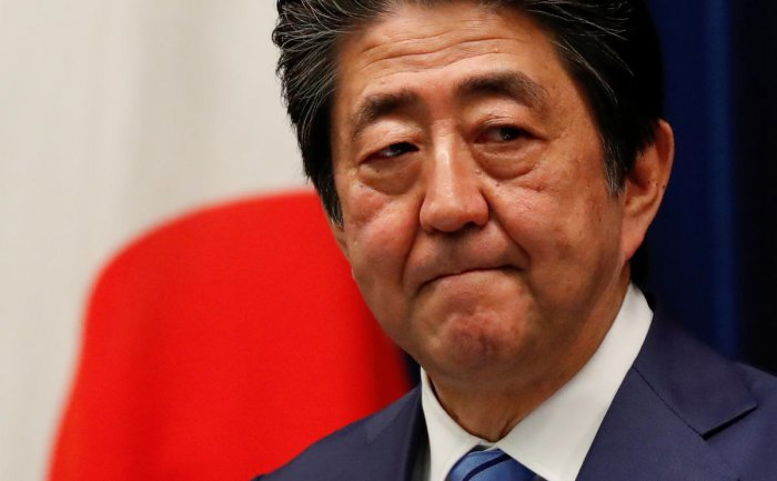 Japanese Prime Minister Shinzo Abe. Credit: Reuters Photo