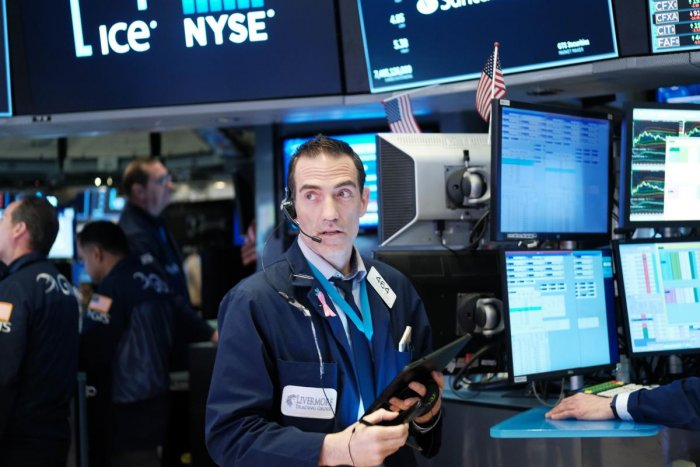 The Dow Jones Industrial Average rose 298.53 points, or 1.48%, at the open to 20,487.05.