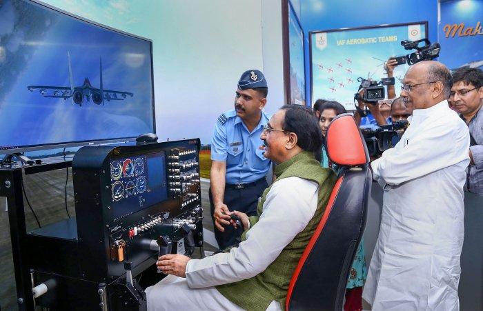 Communications and Information Technology Dhotre Sanjay Shamrao. (PTI Photo)