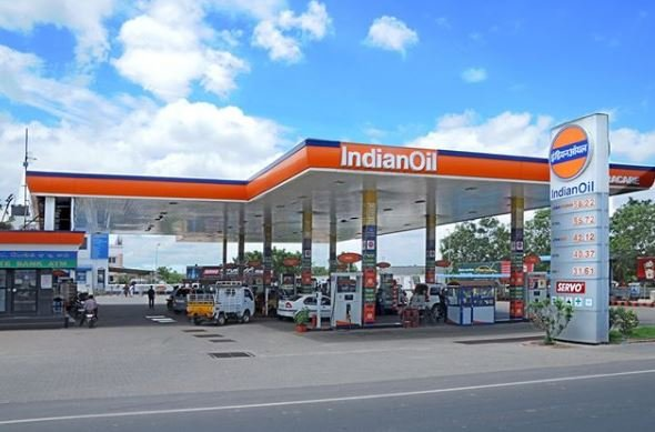 """""""All our 28,000 petrol pumps across the country are dispensing BS-VI grade fuel for more than a week now,""""IOC Chairman Sanjiv Singh said. Credit: Instagram (indianoilcorp)"""