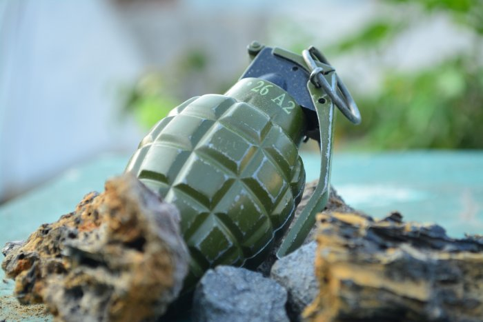 An official said that grenade was lobbed towards forces in Kakapora Chowk, Pulwama, 32 kms fromhere. (Credit: Pixabay Photo)