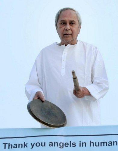 Odisha Chief Minister Naveen Patnaik. (PTI Photo)