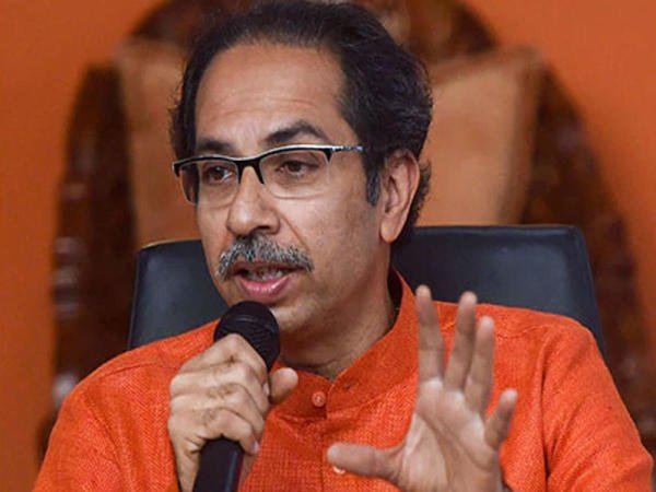 Udhav Thackeray file photo (PTI Photo)