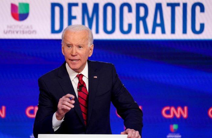 Joe Biden. (Reuters file photo)