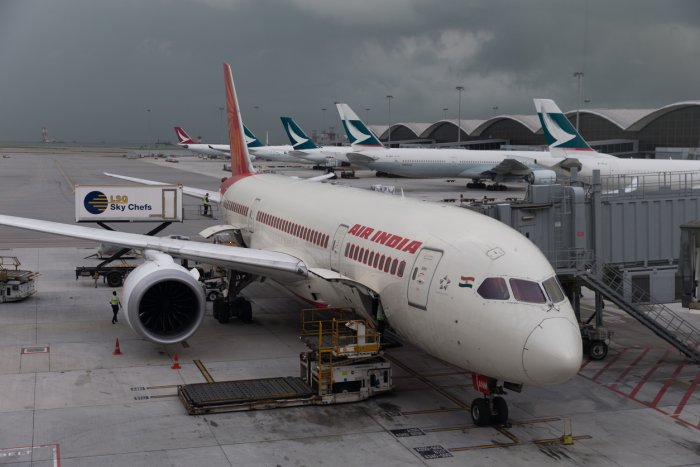 According to the Air India's FY19 annual report, the airline had delayed repayment to financial institutions, banks and government and its total overdue interest stood at Rs 198 crore as of March 2019. Credit: iStock Photo