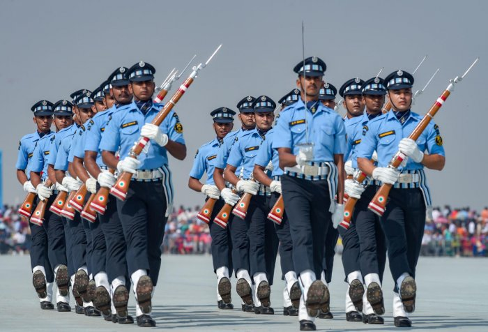 87th Indian Air Force Day celebrations (PTI Photo)