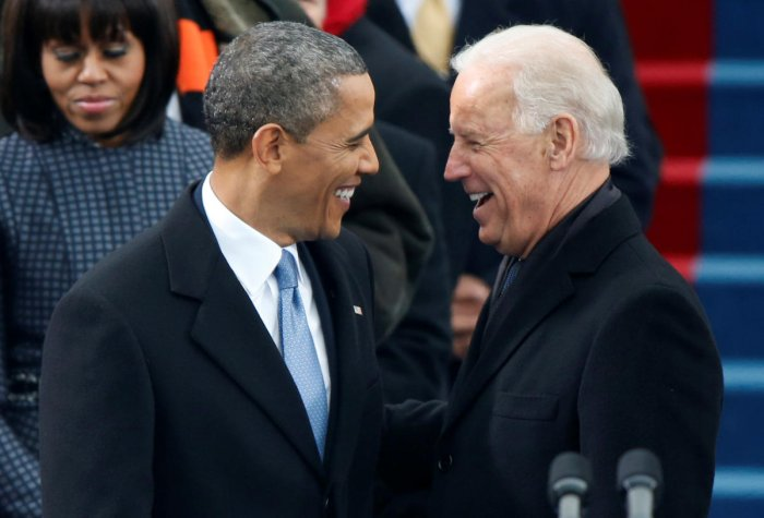 WATCH: Barack Obama Endorses Joe Biden for President