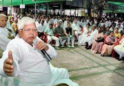 Narendra Modi seems PM candidate of foreigners: Lalu