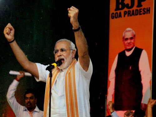 Why is Narendra Modi in such a tearing hurry?