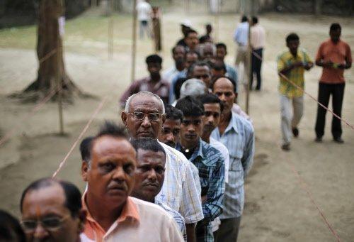 Voting begins in Meghalaya, Arunachal Pradesh and Nagaland