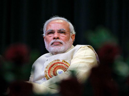 Somabhai, Narendra Modi's elder brother