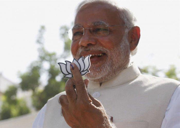 Narendra Modi via Twitter