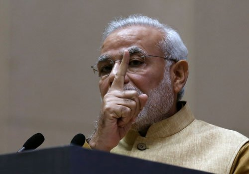 India needs policy to look east, link west: Narendra Modi