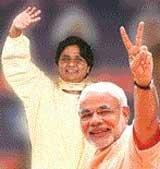 Mayawati & Narendra Modi: The two faces of 'victimhood'