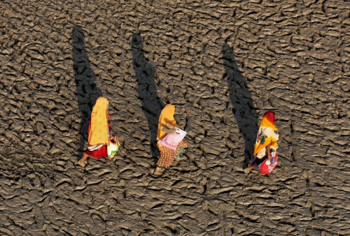 Four women activists travelled 11,000 km criss-crossing 12 states in 45 days for mobilising support for land rights for women and highlight issues of agrarian distress. Reuters file photo for representation