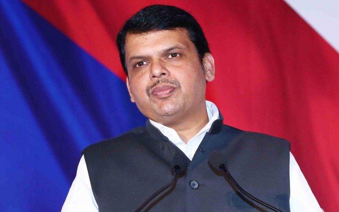 Maharashtra BJP's Devendra Fadnavis (File Photo)