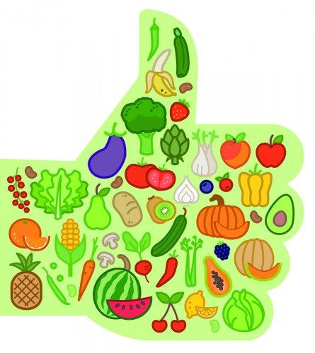 Include lots of veggies in your kids' diet
