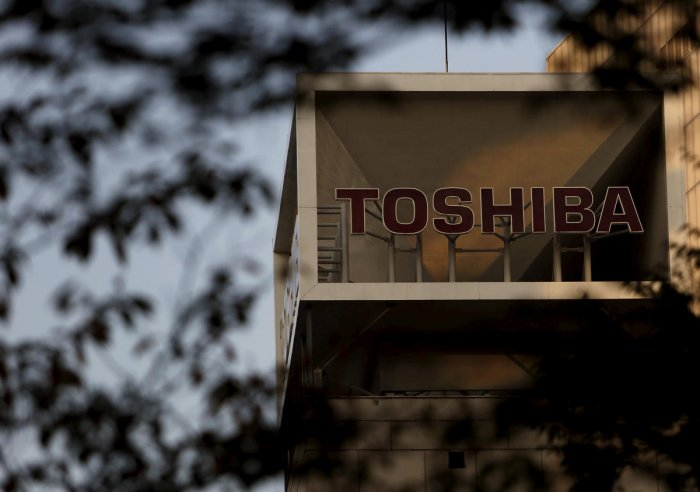 Toshiba also expects to scrap or consolidate some factories and reduce its subsidiaries by 25 per cent -- announcing the withdrawal from a US-based liquid natural gas business and the liquidation of NuGen, a nuclear subsidiary in Britain. File photo