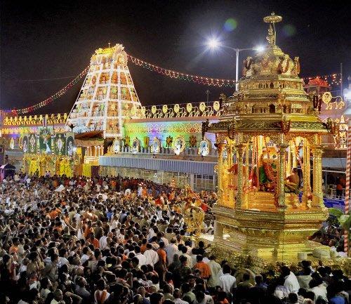 TTD to build Lord Balaji temple in Hyderabad soon