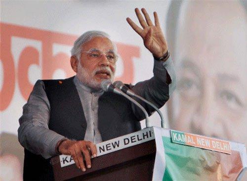 BJP set to sweep Uttar Pradesh