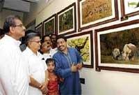Exhibition captures India's rich wildlife