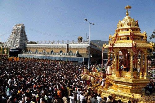 TTD begins special darshan on booking