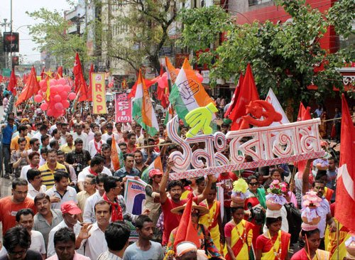 It is a close call in West Bengal elections, find bookies