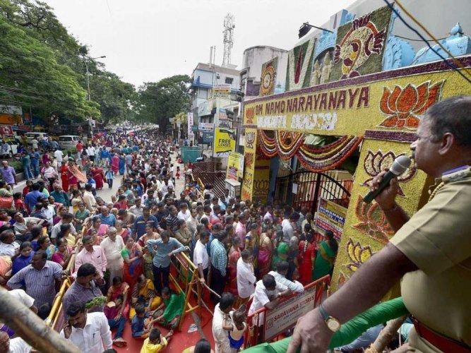 TTD plans to terminate 45 non-Hindu employees