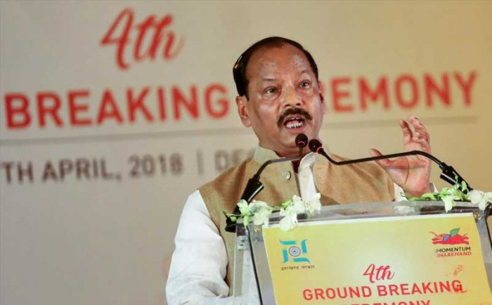 In picture: Chief Minister Raghubar Das. PTI file photo.