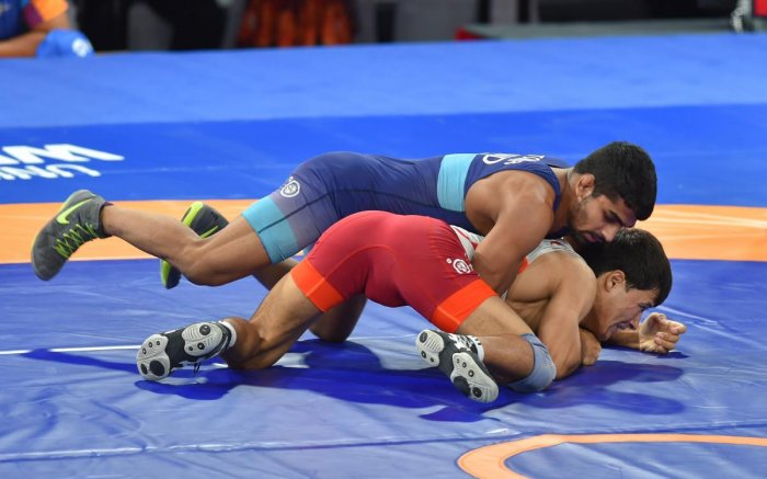 IN A SPOT: Rustem Nazarov of Turkmenistan tested positive for the banned substance furosemide. PTI