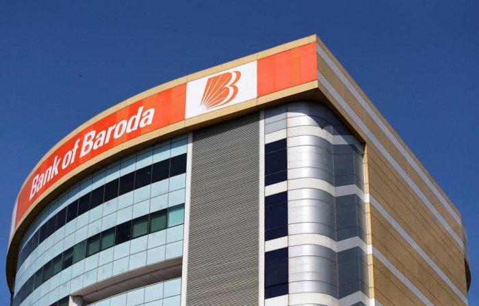 The Bank of Baroda. (Reuters Photo)