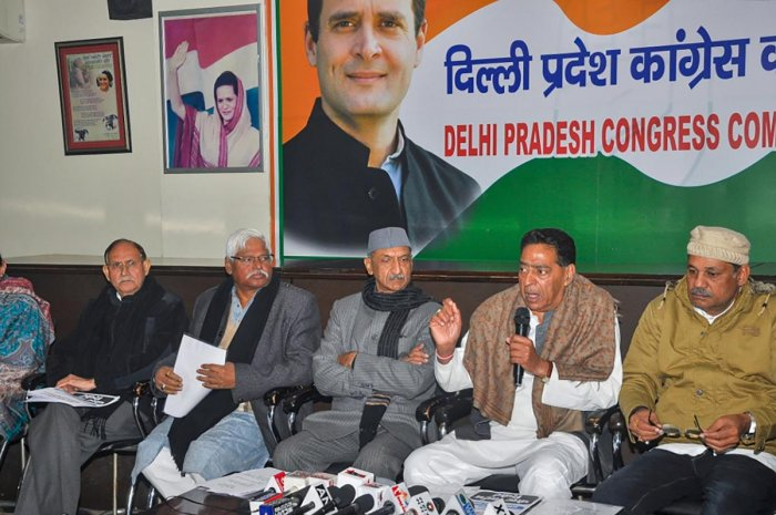 Addressing 'Halla Bol' rallies in Model Town and Rajouri Garden areas, Delhi Congress president Subhash Chopra said the party's promise will also figure in its election manifesto.