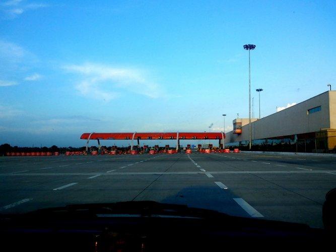 Yamuna Expressway. (File Photo)