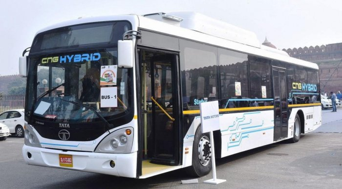 The companies have offered 50,40 and 30 seater buses. Pic for representation purpose only