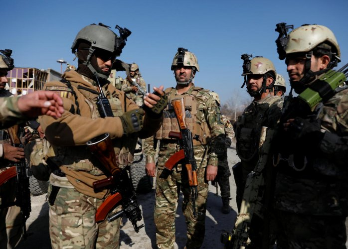 Talks between the United States and the Taliban resumed a week ago as the parties sought a path to reduce violence or even reach a ceasefire.