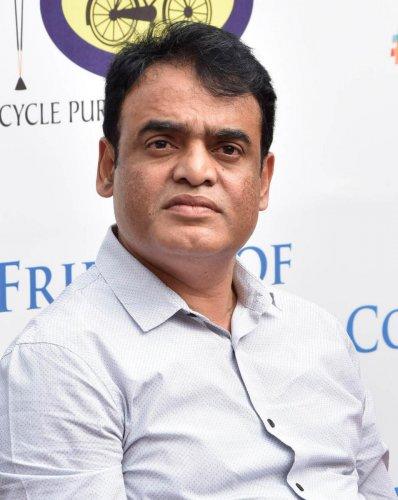 Deputy Chief Minister C N Ashwath Narayan