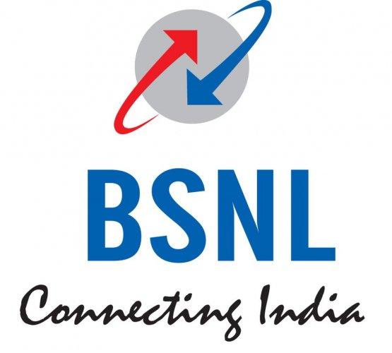 BSNL logo (DH Photo)