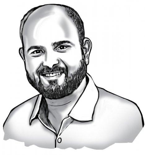 Rahul Jayaram believes we are living through the apocalypse @RaJayaram