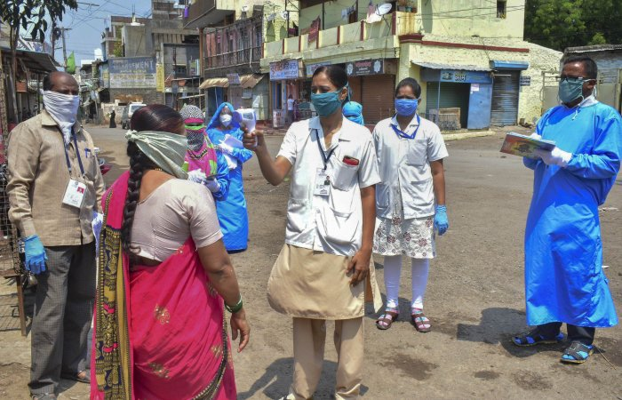 The number of cases in Pune division has gone up to 1,128 with 83 deaths and that in Kolhapur division which covers Konkan to 46 cases and 2 deaths. (Credit: PTI Photo)