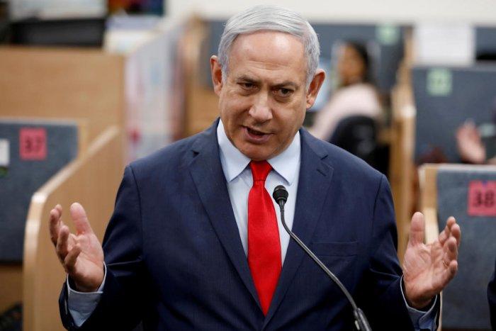 Benjamin Netanyahu. Reuters/File